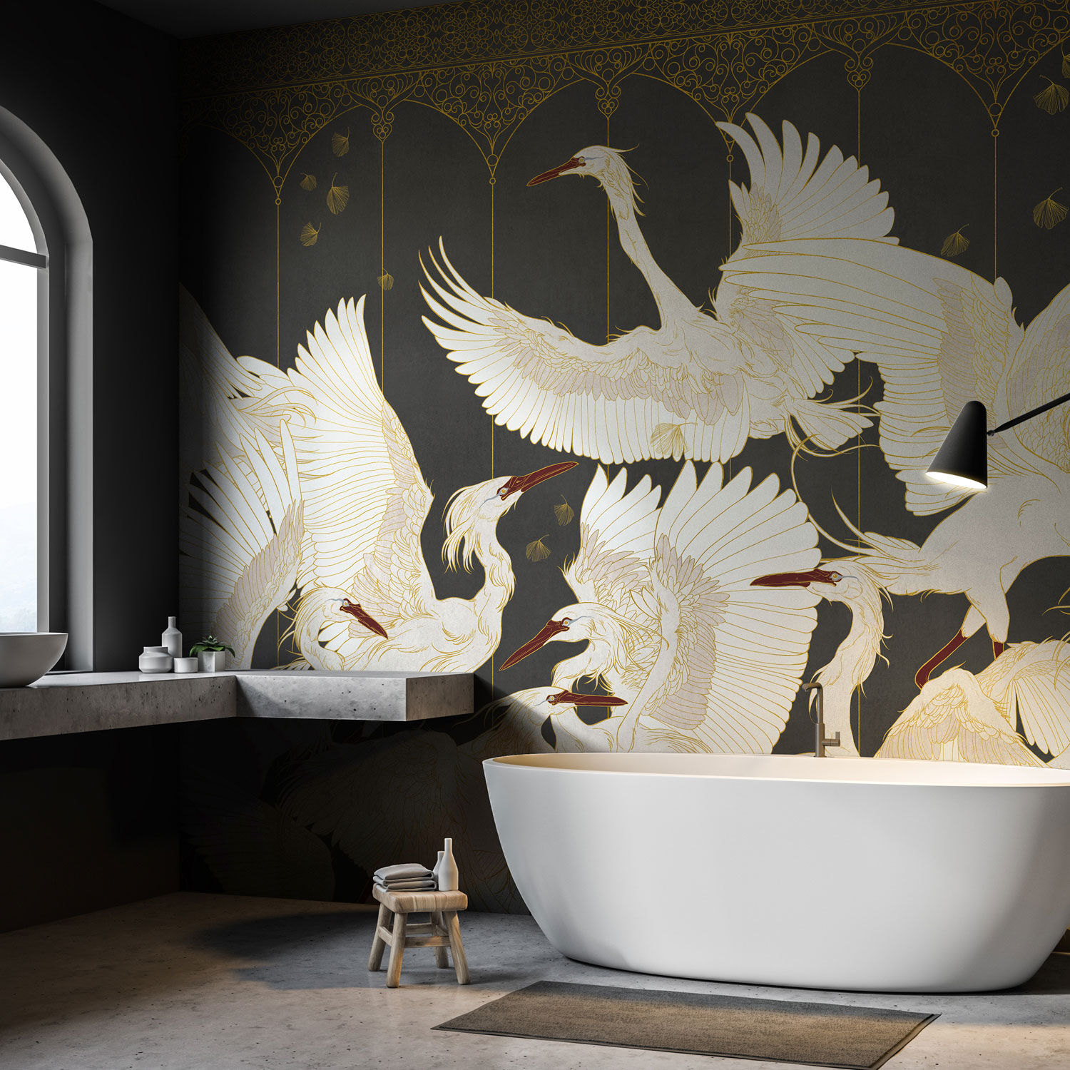 Wallpaper And Decorative Panels Made In Italy