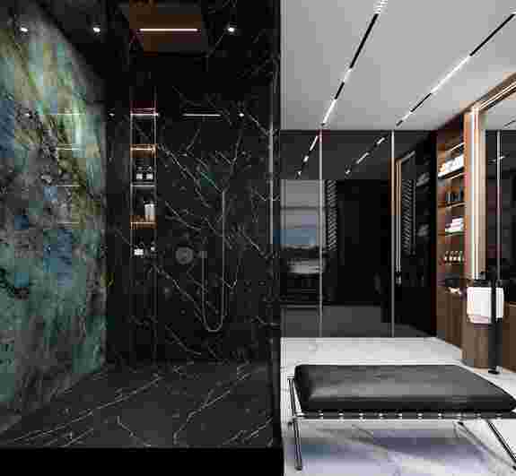 Progetti CEO Shower by 33BY Architecture