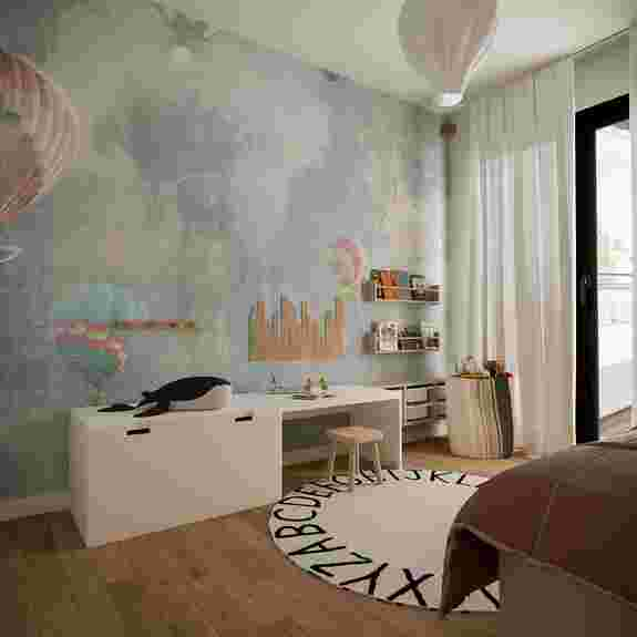 Proyectos Kid bedroom - Private project by Easy Relooking