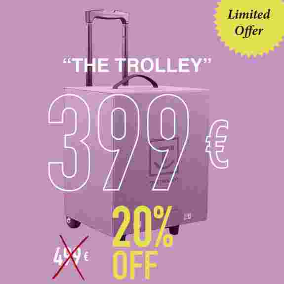 Papel Pintado The Trolley